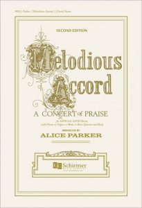 Melodious Accord cover